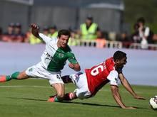 Sporting gewinnt spektakuläres Pokalfinale in Portugal