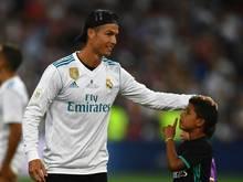 Tor und Assist für Ronaldo