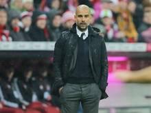 Pep Guardiola will am Ende nicht im Regen stehen und zeigt deshalb Respekt vor Bochum