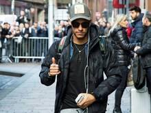 Wohlauf: Neymar hat einen Autounfall unbeschadet überstanden