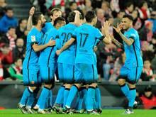 Barcelona hat gute Aussichten auf das Halbfinale