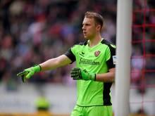 Marvin Schwäbe bleibt Dynamo ein weiteres Jahr erhalten
