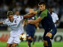 Ein Team ohne Europäer: Vitoria Guimarães gegen Salzburg