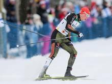 Deutsche Meisterschaft: Frenzel wird Zehnter über 50 km