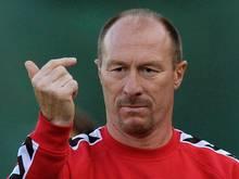 Wolf soll Sportvorstand Martin Bader unterstützen