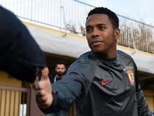 Robinho kehrt zurück nach Brasilien