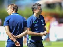 Heidel fordert ein klares Konzept vom Trainer