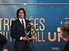 Cavani ist Frankreichs Fußballer des Jahres