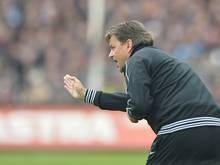 Der FSV Frankfurt verliert auch unter Falko Götz weiter
