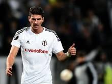 Mario Gómez blieb ohne eigenen Treffer