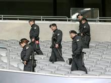 Razzia auch bei Benfica und Sporting