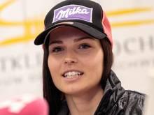 Veith ist Super-G-Olympiasiegerin von Sotschi 2014