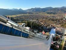 Oberstdorf würde gerne die Ski-WM 2021 austragen