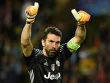 Buffon wird wohl seine Karriere im Sommer beenden