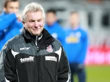 Mario Engels hat Trainer Benno Möhlmann überzeugt