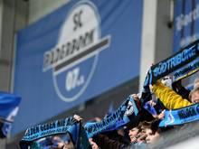 Der SC Paderborn muss 2000 Euro Strafe zahlen
