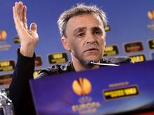 Schon nach dem ersten Spieltag ist Schluss für Ferrera