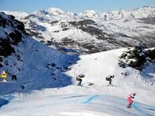 Schneefall und Nebel: Absage in Val Thorens
