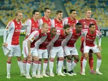 Ajax Amsterdam Spieler überraschen Mütter zu Muttertag