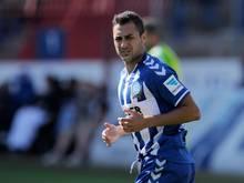 Verlängert seinen Vertrag vorzeitig: Manuel Torres