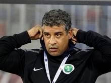 Frank Rijkaard will nie wieder als Coach eines Profi.-Teams fungieren