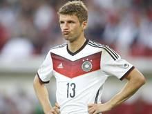 Wehrt sich gegen die Kritik am DFB-Spiel: Thomas Müller