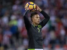 Eintracht-Neuzugang Salcedo wird rund drei Monate ausfallen