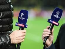 "Keine Champions-League-Spiele auf ""Sky Sport News HD"""
