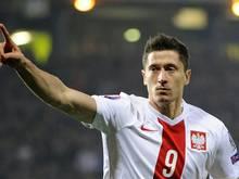 Robert Lewandowski: Neuer Rekordhalter