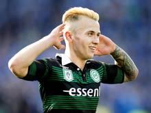 Rusnak sichert Groningen den ersten Pokalsieg