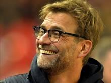 Liverpool-Trainer Jürgen Klopp hat wieder den Durchblick