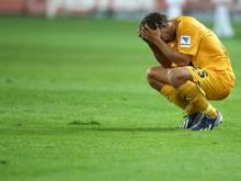 Tabellenführer Dresden spielt in Halle nur unentschieden