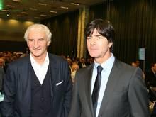 Rudi Völler zählt Joachim Löw zu den besten Bundestrainern