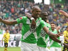 Naldo (v.) wird den Wolfsburgern i Köln fehlen