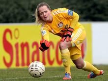 Lisa Schmitz wurde für das Kanada-Spiel nachnominiert