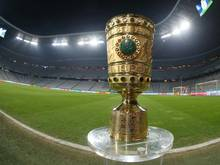 Die Pokal-Partien der Bayern und des BVB sind im Free-TV zu sehen
