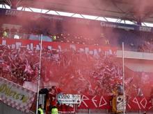 Zwickau-Fans zündeten Pyrotechnik