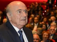 Stellt sich heute der Wiederwahl: Joseph S. Blatter