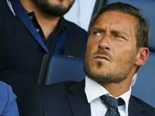 Totti sagt Teilnahme an Trainerlehrgang zeitbedingt ab