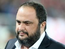 Evangelos Marinakis muss sich vor Gericht verantworten