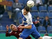 Willi Evseev (l.) geht auf Leihbasis zu Holstein Kiel