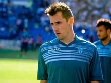 Miroslav Klose ist ins Mannschaftstraining zurückgekehrt