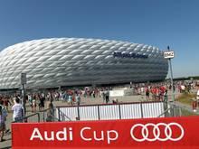 Der Audi Cup in München ist prominent besetzt
