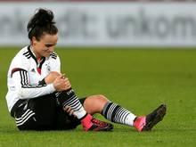 Für Lina Magull ist das Fußball-Jahr beendet
