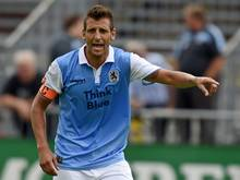 Vallori hat seinen Vertrag bei 1860 München verlängert