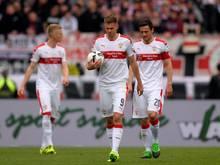 Im Testpiel-Derby kam der VfB Stuttgart nur zu einem 1:1