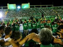 Gegen die Trauer: Erste Auslandsreise für Chapecoense