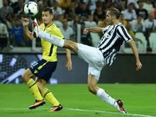 Klose-Tor reicht Lazio gegen Juventus nicht