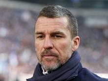 Marco Kurz ist nicht mehr Trainer von Ingolstadt