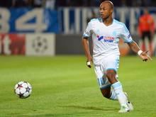 Wird am Knie operiert: Marseilles André Ayew